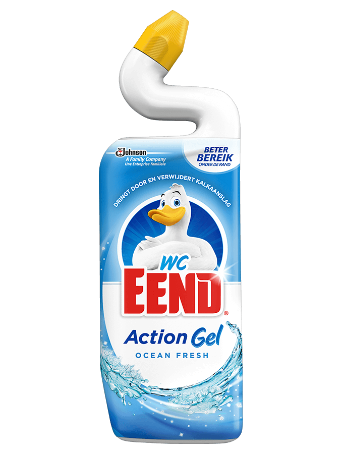 reinigende action gel ocean fresh